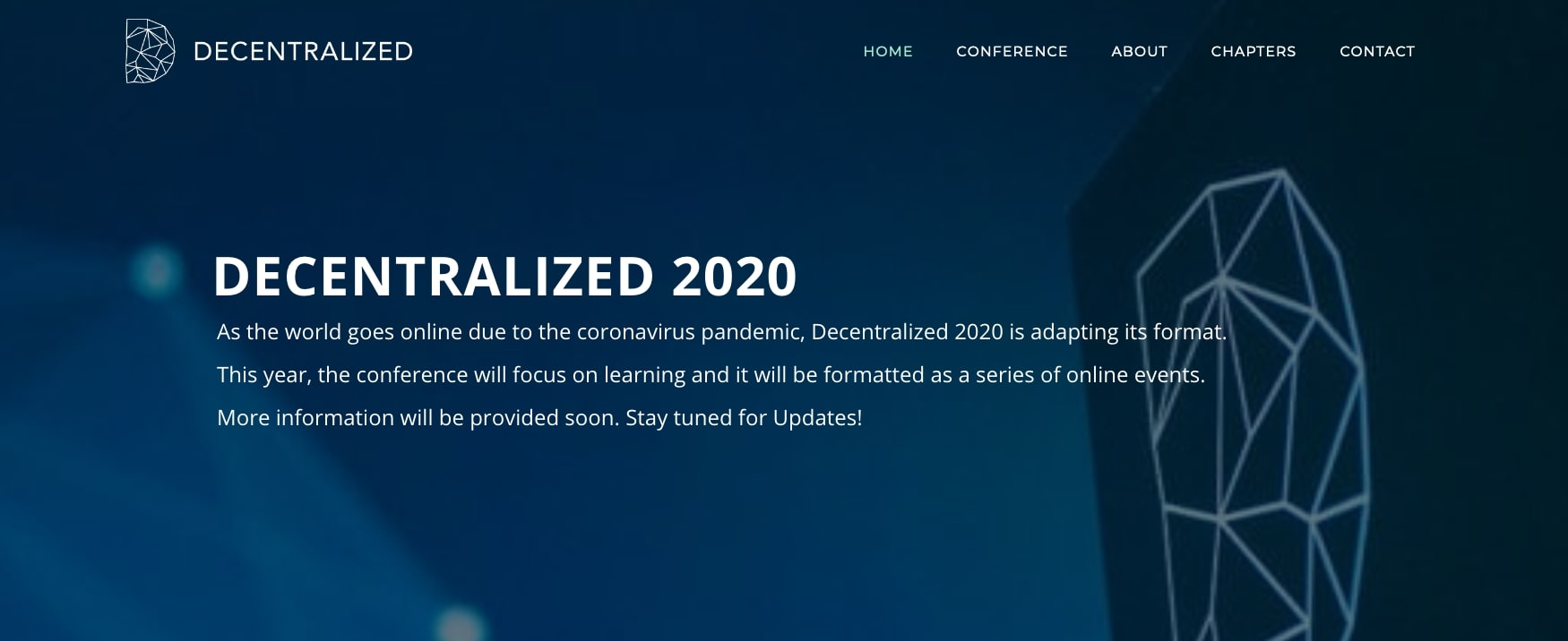 Decentralized 2020